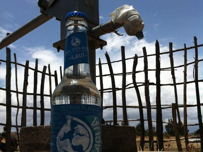Viva con Agua – Wasser für Alle