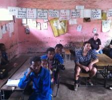 Hygiene Unterricht - Amhara Region